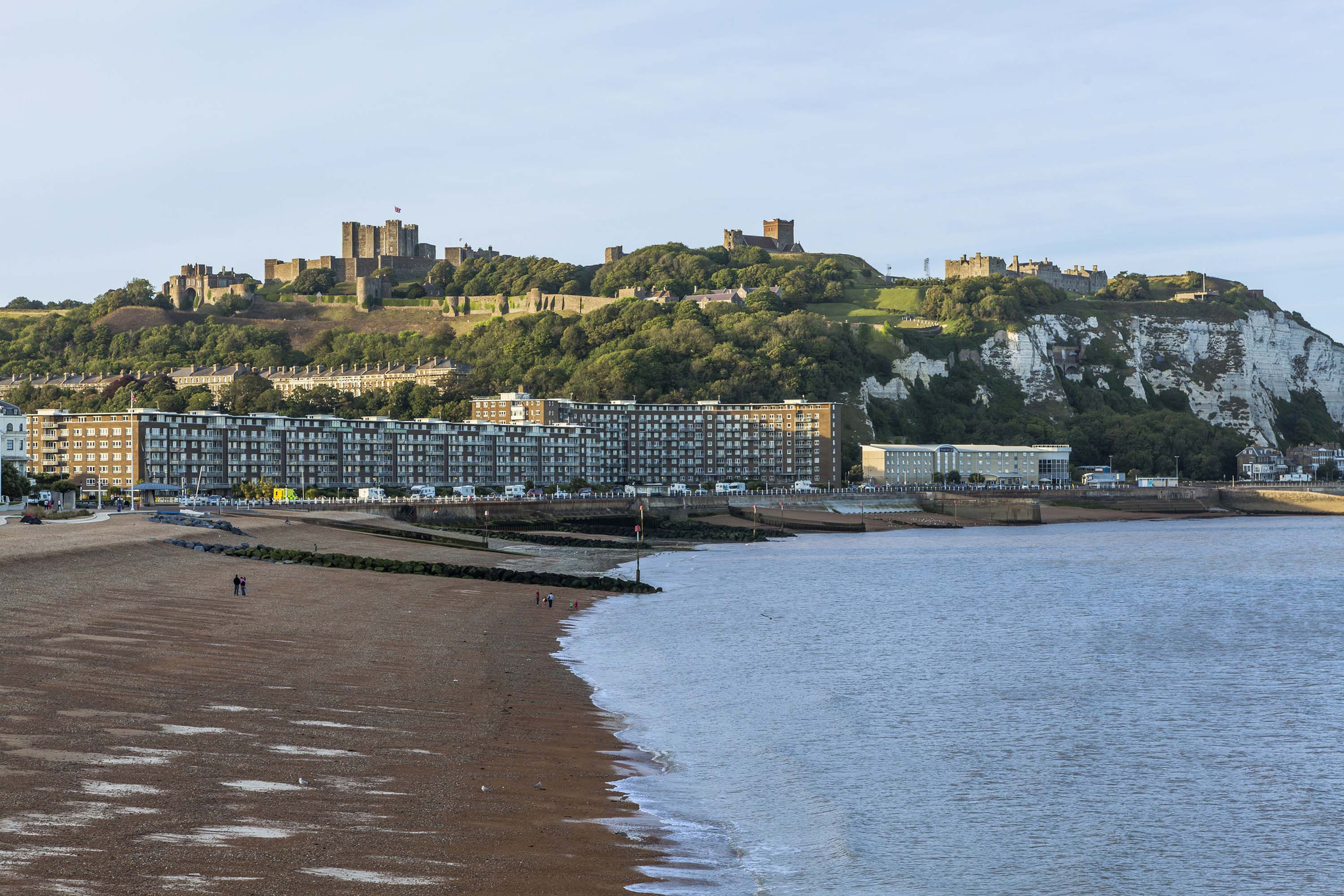 Dover Castle, English Heritage, Castles, Dover Sea Front, Dover Kent