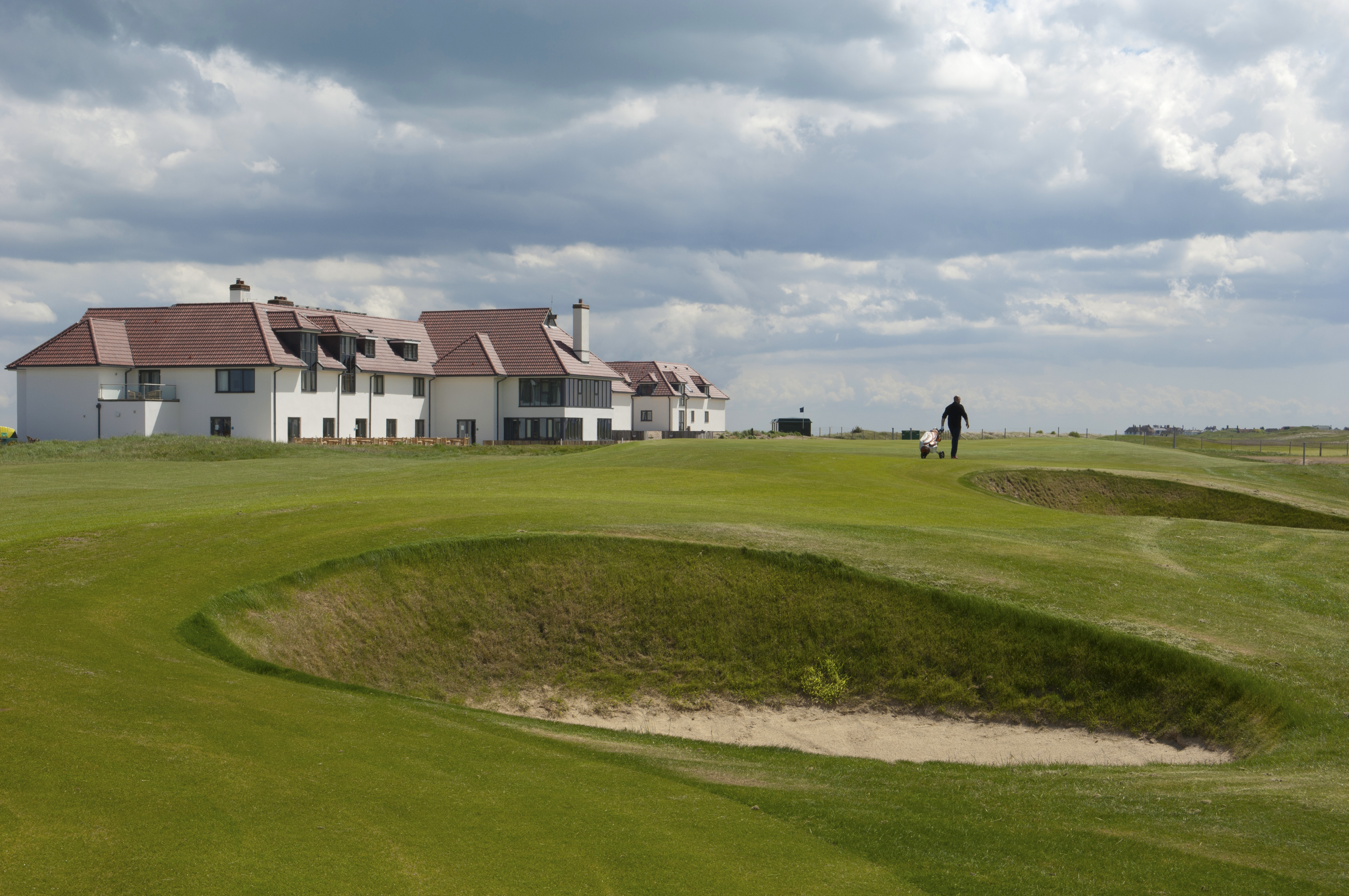The Lodge at Prince's, Prince's Golf Club, Sandwich, accommodation, Sandwich Bay