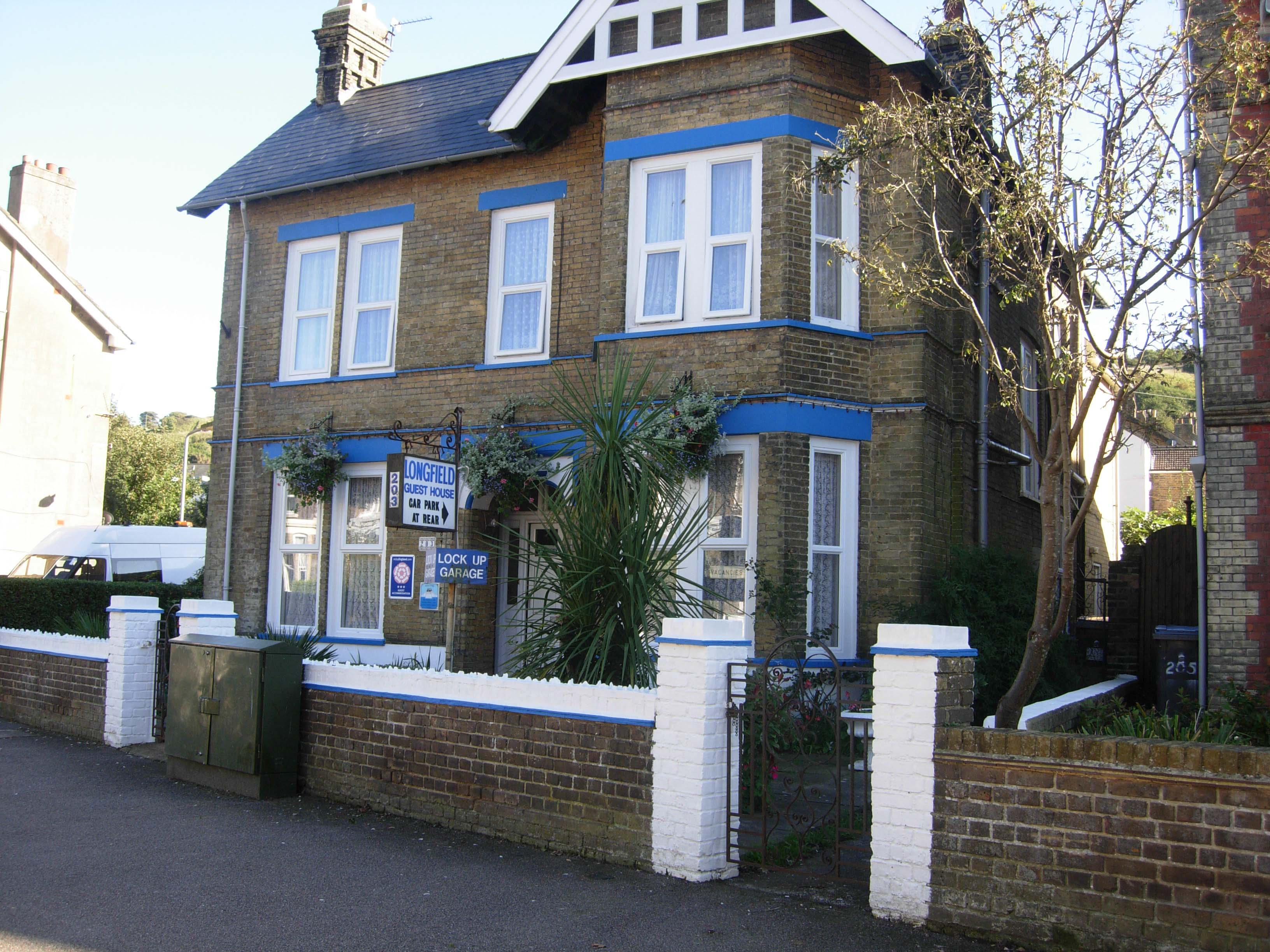 Longfield Guest House, Guest House, Dover, Kent