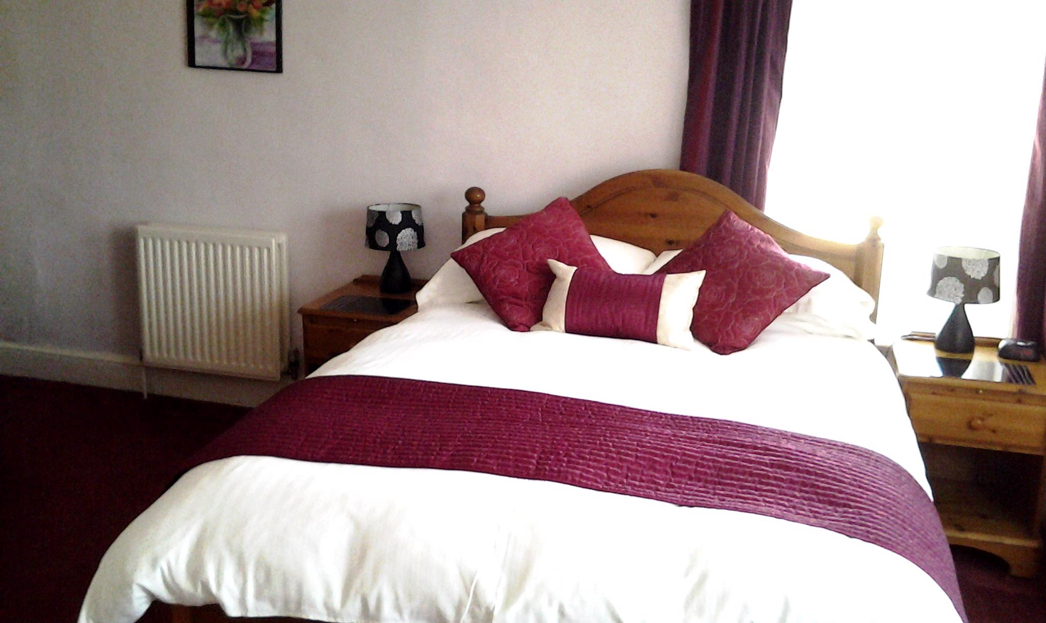 Rolles Court bed and breakfast, double room