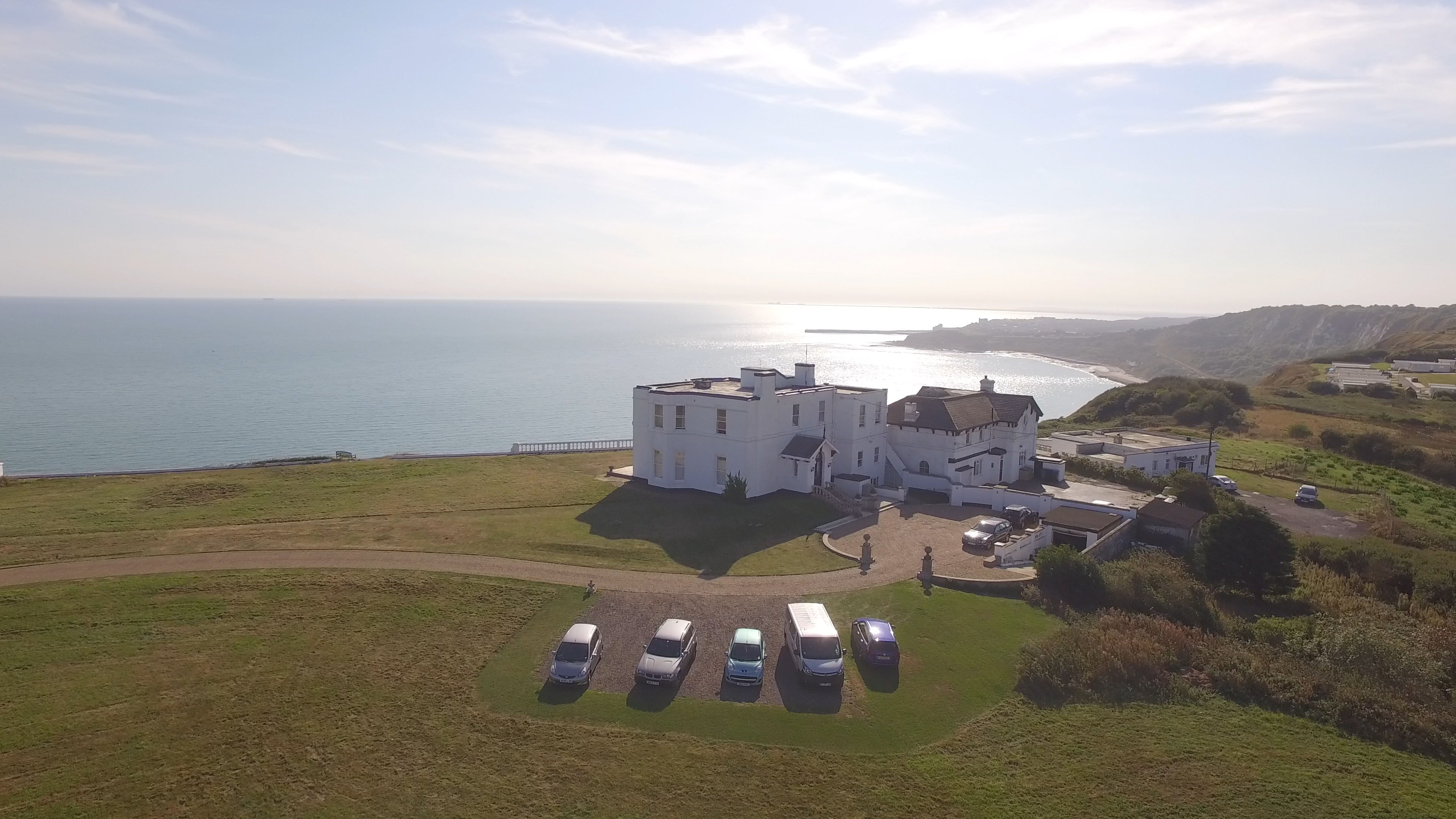 Abbots Cliff House, Self-Catering, Sea Views, Channel Views, Mulberry Cottages, Dover, Kent
