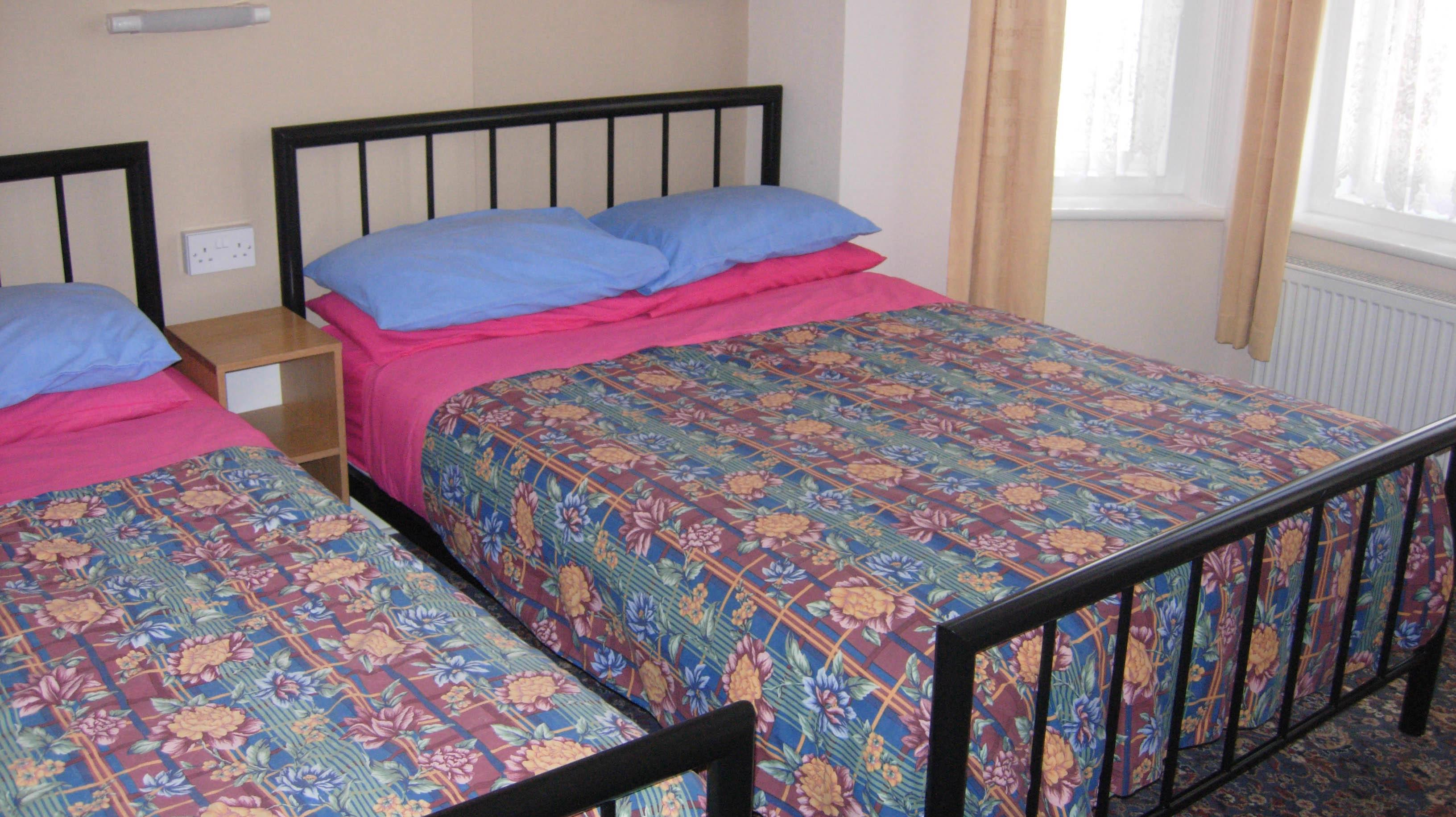 Longfield Guest House, Guest House,  bedroom, Dover, Kent