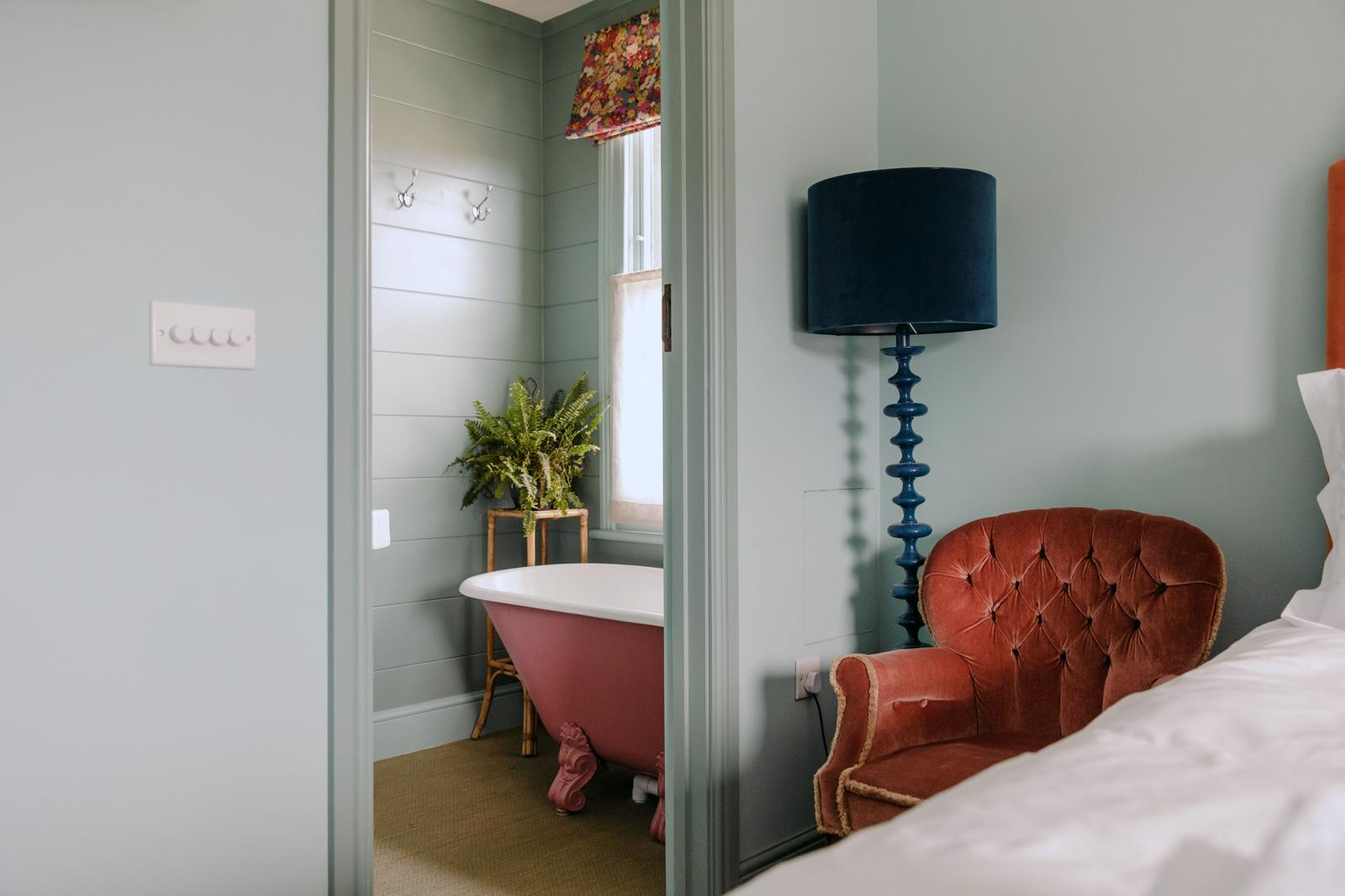 The Rose, Hotel, Deal, Kent, En-suite
