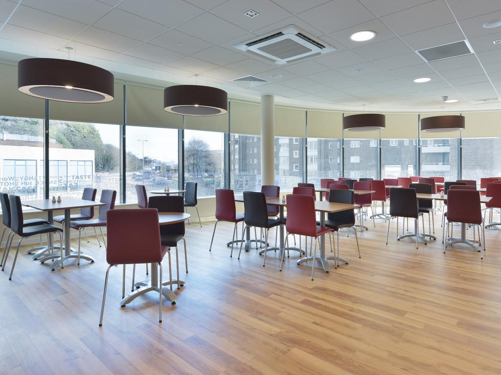 Travelodge Dover, budget hotel, bar and cafe, St James Retail & Leisure Park