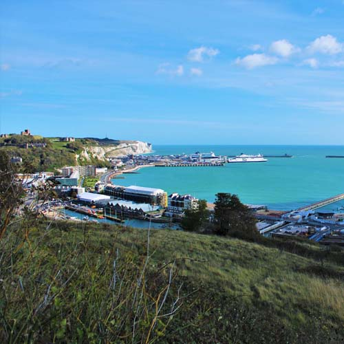 Dover Harbour, Kent, Marina, Ferry, Cruise, Travel