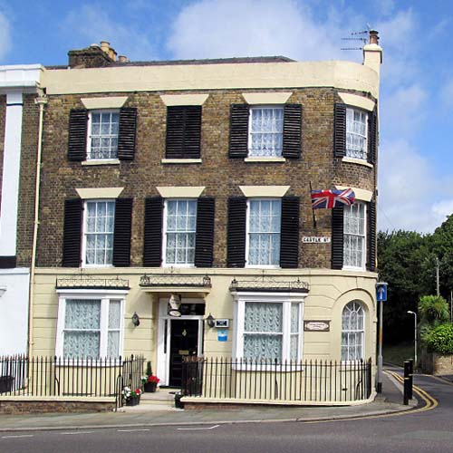 Number One Guest House Dover, exterior, kent