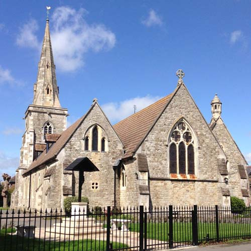 St Andrew Church, Deal, Kent, beautiful Victorian church, Anglican Catholic tradition, Church of England