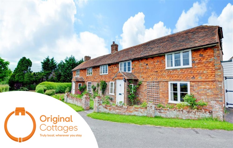 Holiday home, Original Cottages, Kent, self-catering agency