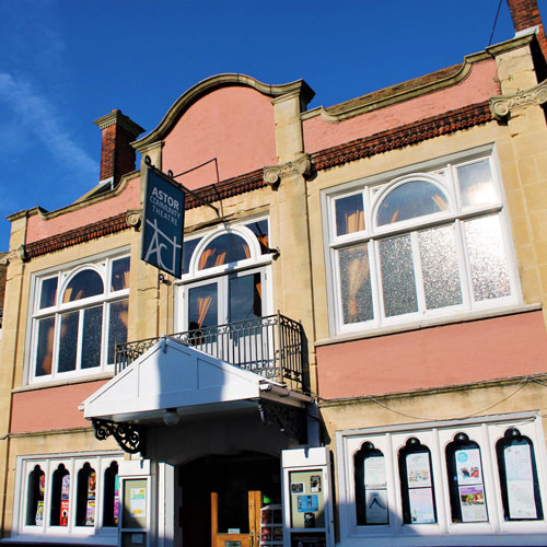 The Astor Theatre, Deal, art centre, events, exhibitions, films