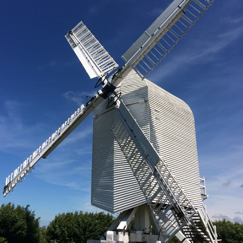 Chillenden Mill, Sandwich, Kent