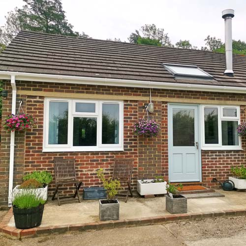 Greenhill Holiday Let, Self-catering, Dover, Kent, Exterior