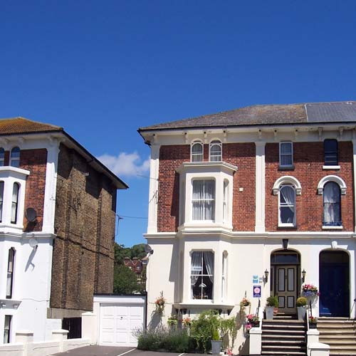 Maison Dieu Guest House, Bed and Breakfast, Dover, Kent