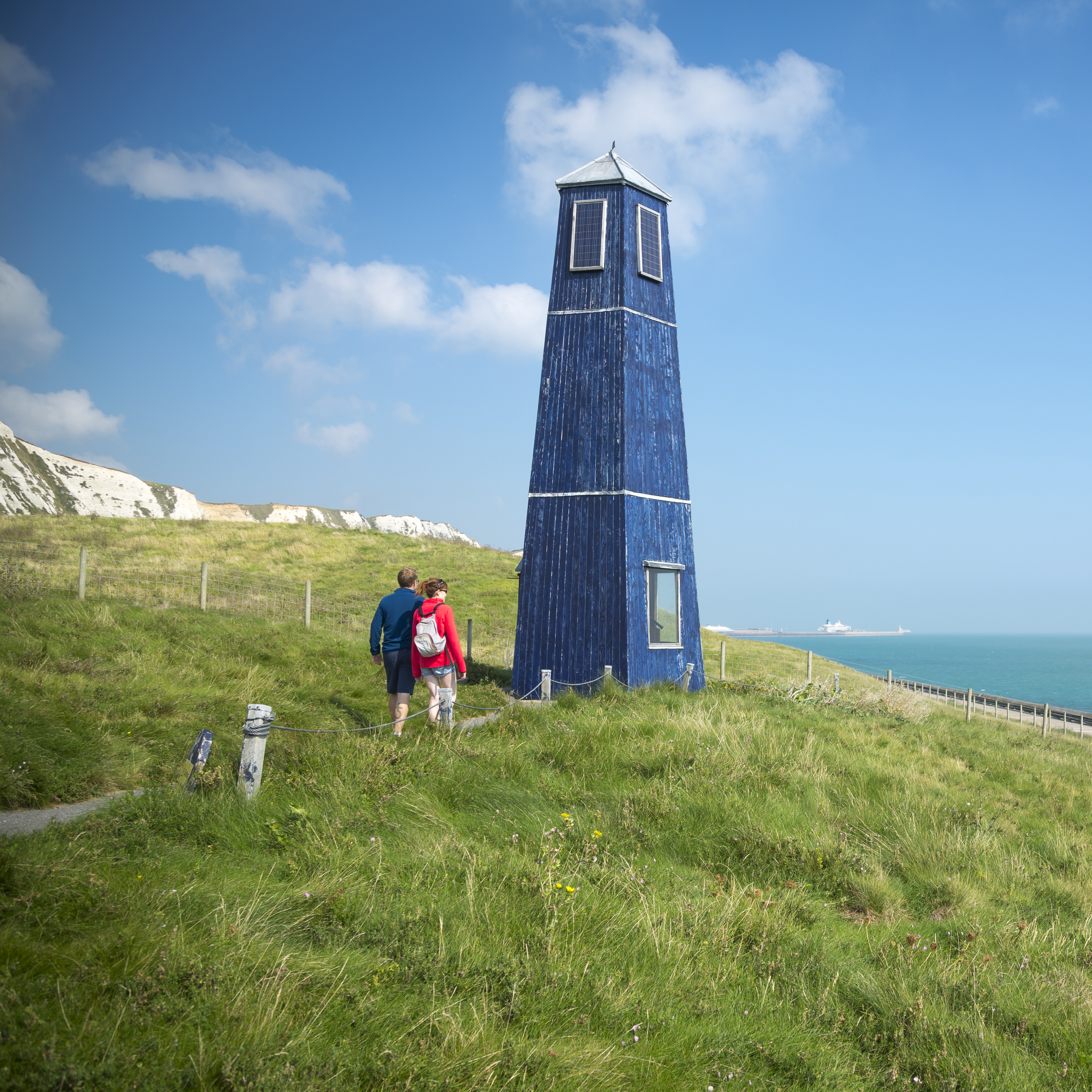 Samphire Hoe, Walking, Dover, Kent