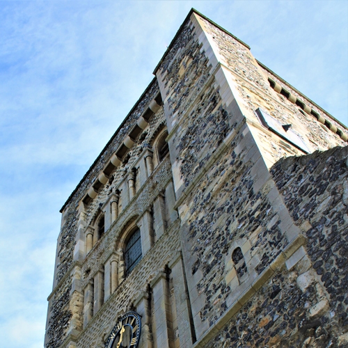 St Mary's Church, Dover, Kent