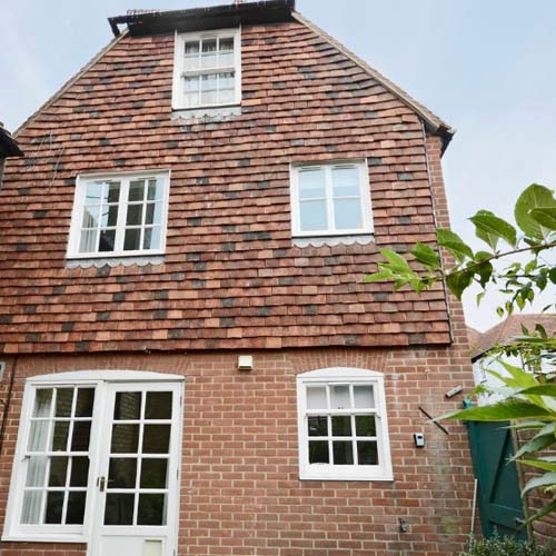 Stour Cottage, Sandwich, self catering accommodation, exterior