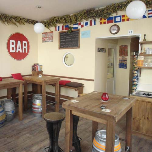 The Just Reproach, Micropub, Deal,