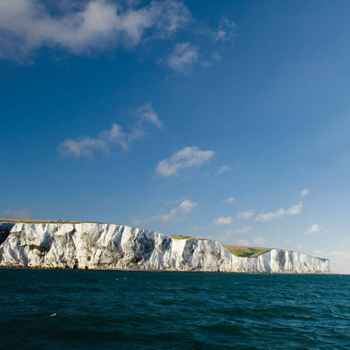 White Cliffs of Dover, Kent, Coastal