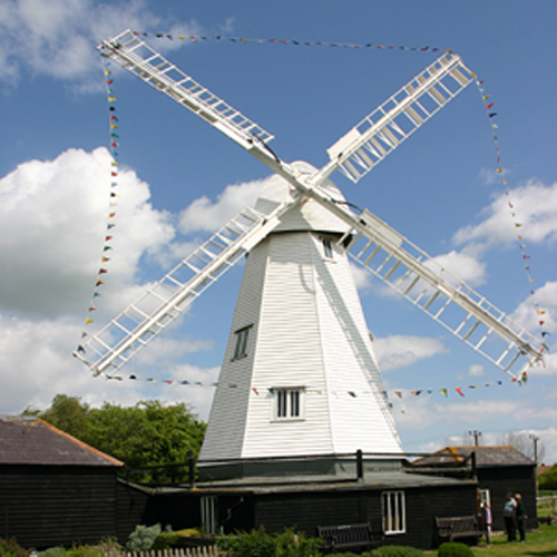 White Mill Rural Heritage Centre, Windmill, Sandwich, Kent