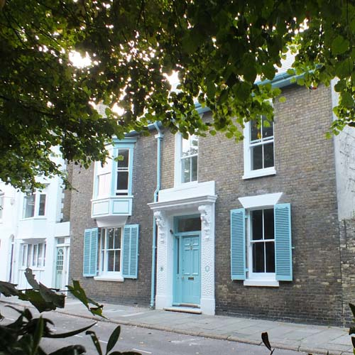 Bear's Well, Bed and Breakfast, Deal, kent, Exterior