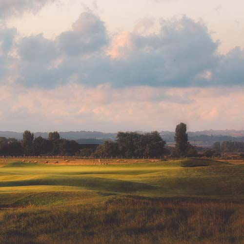 Royal St Georges Golf Club, Golf, Sandwich, Kent