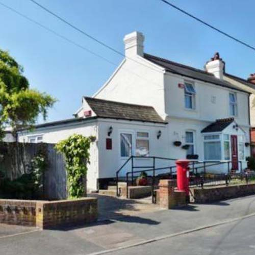Chilton Villa, Bed and Breakfast, Worth, Deal, Kent