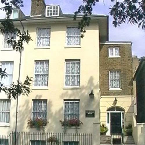 Churchill Guest House, Guest House, exterior, Dover, Kent