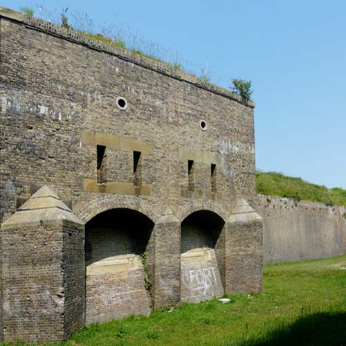Drop Redoubt Fort, Forts, Dover, Kent