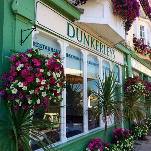 Dunkerley's, Hotel, Sea View, Deal, Kent