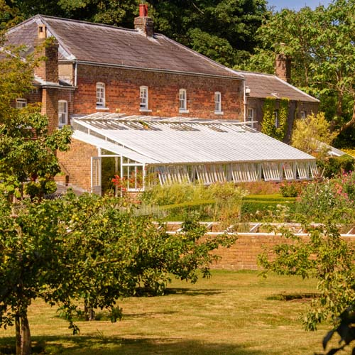 Garden Cottage at Walmer Castle, Walmer Castle, Self-catering, Cottage, Walmer, Deal, Kent, English Heritage