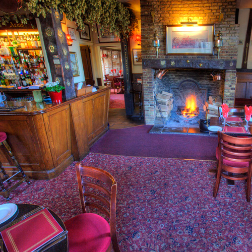 The Kings Arms Hotel & Restaurant, Sandwich, pub, bar, food & drink