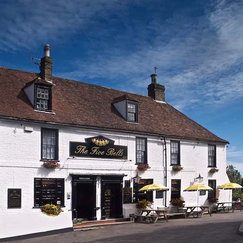 The Five Bells, Eastry, public house, guest accommodation