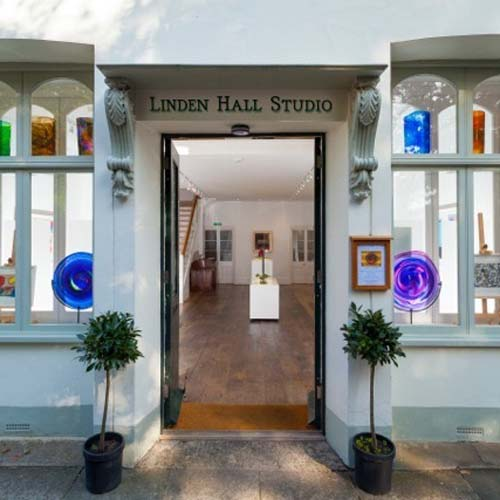 Linden Hall Studio, Art gallery, Deal, Kent