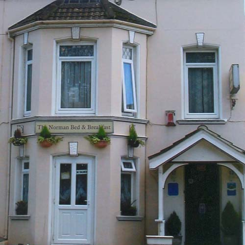 Norman Guest House, bed & breakfast, Dover,