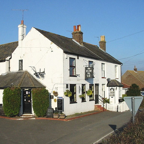 The Plough Inn, Ripple, village pub, accommodation