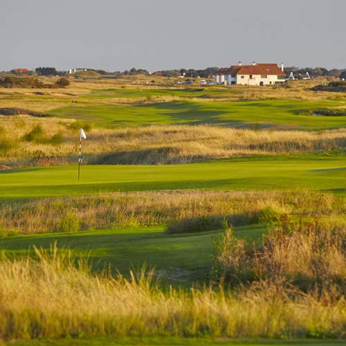 Princes golf Club, Golf, golf course, Sandwich, Kent