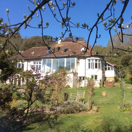South Foreland Cottage, self catering accommodation, near St Margaret's Bay, Dover