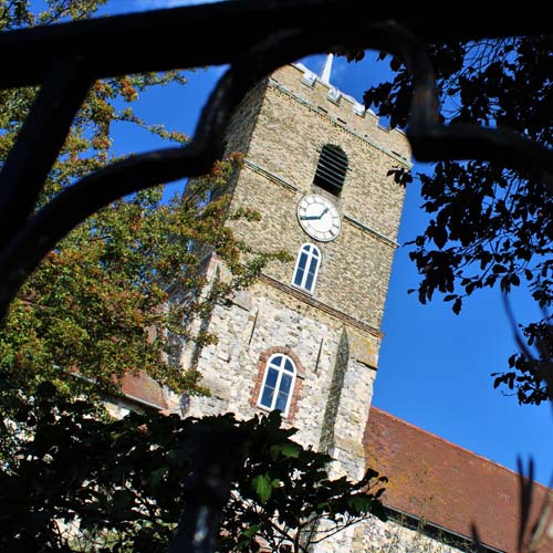 St Peters Church, Haven Heights, Sandwich, Kent