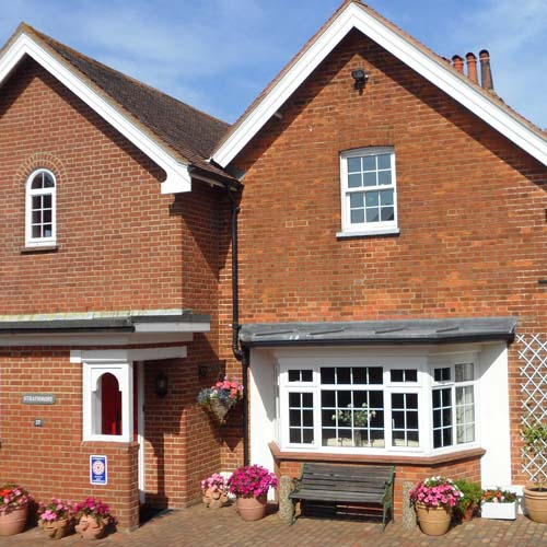 Strathmore, bed & breakfast, St Margaret's Bay, near Dover, guest accommodation