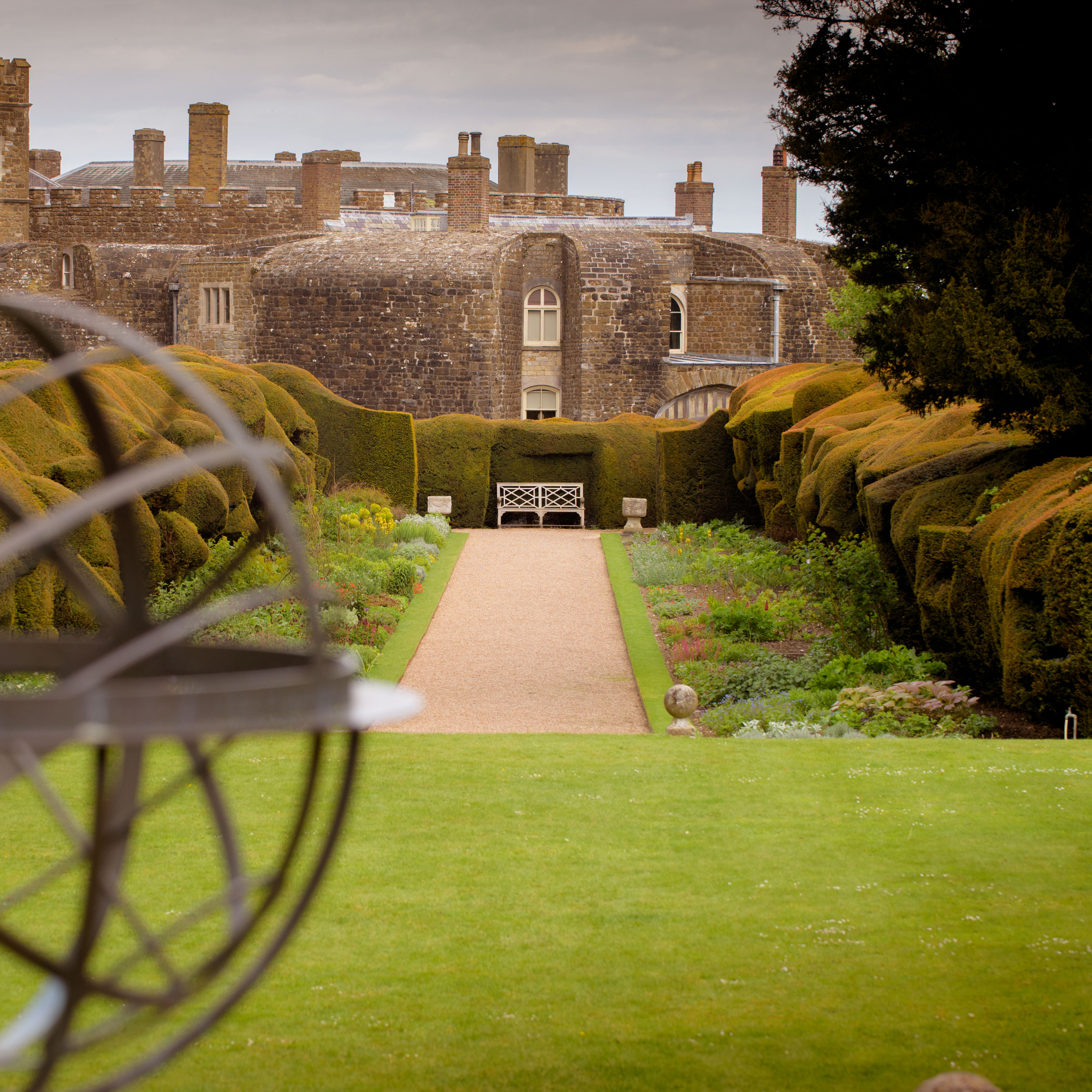 Walmer Castle and Gardens, English Heritage, Walmer, Deal, Kent